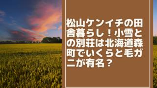 matsuyama-kenichi